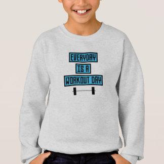 Everyday Workout Day Z852m Sweatshirt
