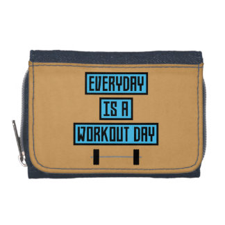 Everyday Workout Day Z852m Wallets