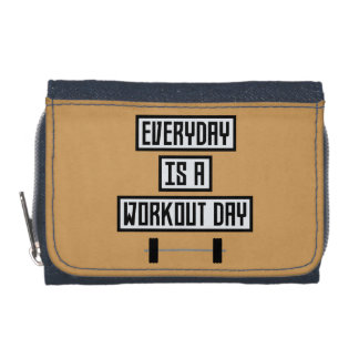 Everyday Workout Day Zge5d Wallet