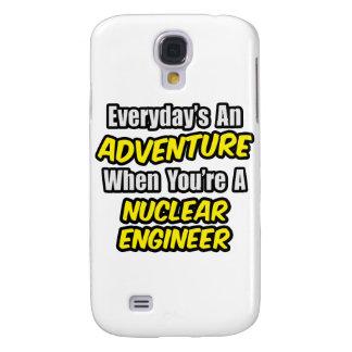 Everyday's An Adventure .. Nuclear Engineer Samsung Galaxy S4 Case