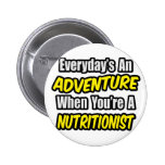 Everyday's An Adventure .. Nutritionist