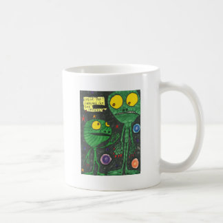 Everyone Can See Uranus Coffee Mug
