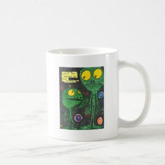 Everyone Can See Uranus Mugs