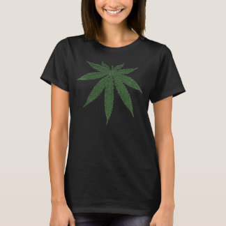 Everyone Cannabis™ Ladies Organic T-Shirt (Fitted)