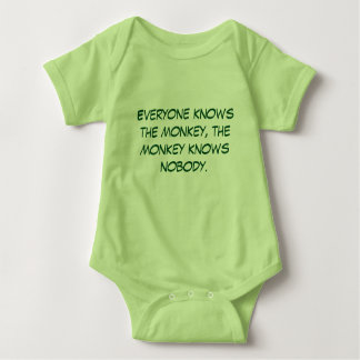 Everyone knows.. Baby bodysuit