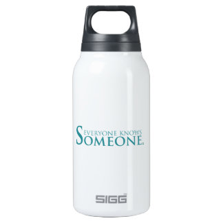 Everyone Knows Someone 0.3L Insulated SIGG Thermos Water Bottle