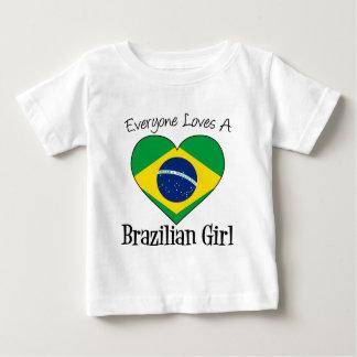 Everyone Loves A Brazilian Girl Baby T-Shirt