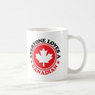 Everyone Loves a Canadian! Mugs