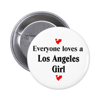 Everyone loves a Los Angeles Girl Pins