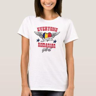Everyone loves a Romanian girl T-Shirt