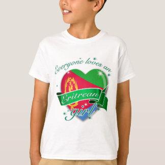 Everyone Loves An Eritrean Girl T-Shirt