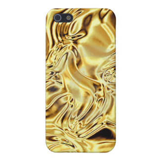 Everyone Loves Gold iPhone 5/5S Cover