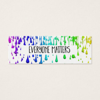 Everyone Matters Random Acts of Kindness Card