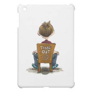 Everyone needs a time out sometime! iPad mini cover