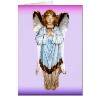 Everyone needs an angel, SOMETIME Card