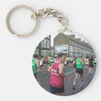 Everyone's a Winner Basic Round Button Key Ring