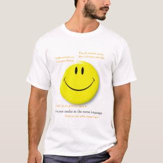 EverySmilesSameLanguage T-Shirt