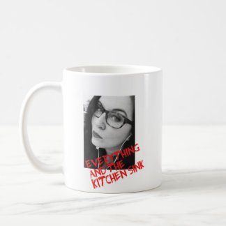 Everything and the Kitchen Sink - Podcast Mug