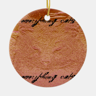 Everything Cats Design Christmas Ornaments