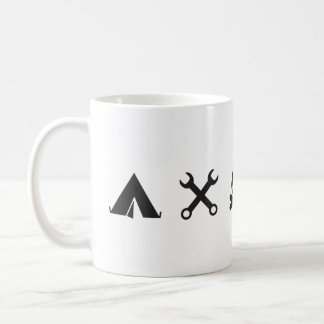Everything FJ60 Coffee Mug