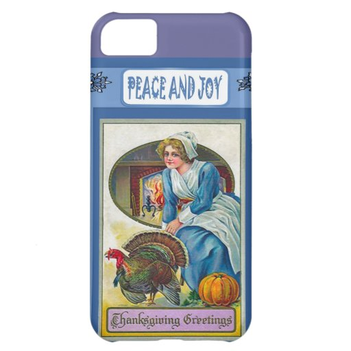 Everything for Thanksgiving iPhone 5C Case