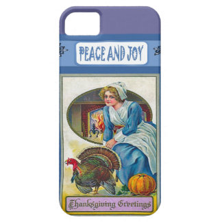 Everything for Thanksgiving iPhone 5 Case