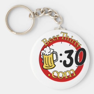 Everything great about life. basic round button key ring
