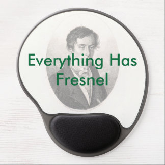 Everything Has Fresnel Gel Mouse Pad