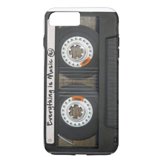 Everything is Music Cassette Tape iPhone Case