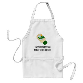 Everything Tastes Better with Ranch Standard Apron
