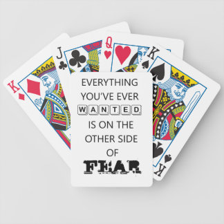 everything you've ever wanted is on the   other si poker deck