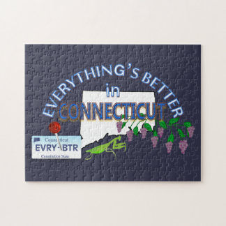 Everything's Better in Connecticut Puzzle