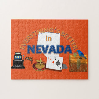 Everything's Better in Nevada Puzzle