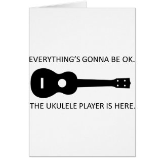 Everything's Gonna Be OK! Greeting Card