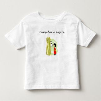 Everywhere a surprise toddler T-Shirt