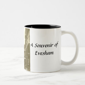 Evesham Souvenir Mug