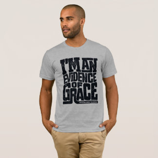 Evidence of Grace T Shirt