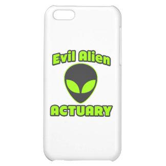 Evil Alien Actuary Case For iPhone 5C