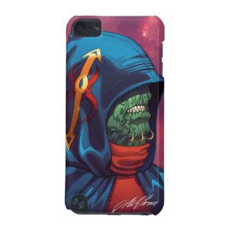 Evil Alien Diplomat Art by Al Rio iPod Touch (5th Generation) Case