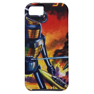 Evil Alien Robot Case For The iPhone 5