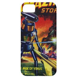 Evil Alien Robot iPhone 5 Cover