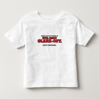 Evil Baby Glare-Off Toddler T-shirt