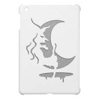 Evil Brewing Witch - Grey Spot Design Cover For The iPad Mini