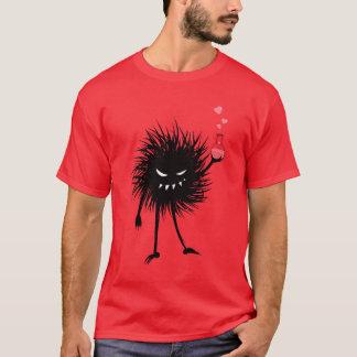 Evil Bug Chemist Made Love Potion Mens T-Shirt