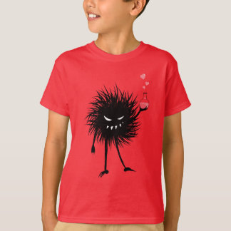 Evil Bug Made Love Potion Kids T-Shirt