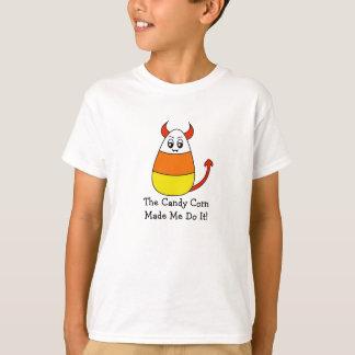 Evil Candy Corn T-Shirt Childrens