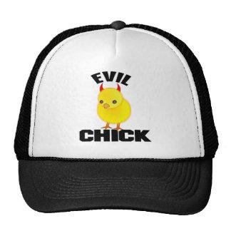 Evil Chick Mesh Hat
