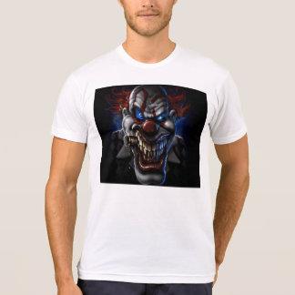 Evil Clown and Cigar T-shirt