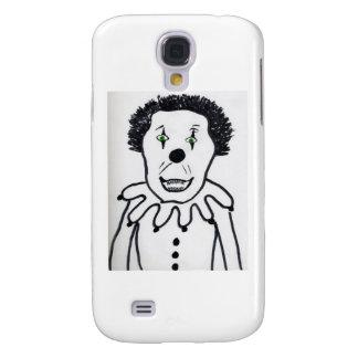 Evil Clown Samsung Galaxy S4 Covers