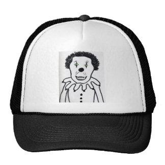 Evil Clown Mesh Hats